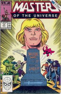Cover Thumbnail for Masters of the Universe (Marvel, 1986 series) #13 [Direct]