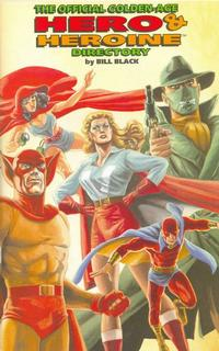 Cover Thumbnail for Official Golden-Age Hero & Heroine Directory (AC, 1997 series) #1