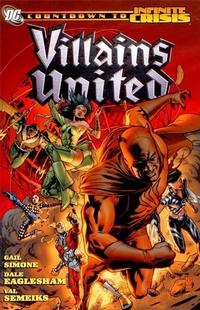 Cover Thumbnail for Villains United (DC, 2005 series)