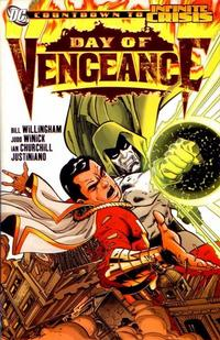 Cover Thumbnail for Day of Vengeance (DC, 2005 series)