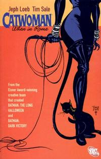Cover Thumbnail for Catwoman: When in Rome (DC, 2005 series)