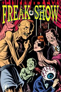 Cover Thumbnail for Freak Show (Dark Horse, 1992 series)