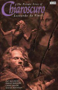 Cover Thumbnail for Chiaroscuro: The Private Lives of Leonardo da Vinci (DC, 2005 series)