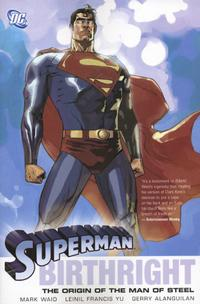 Cover Thumbnail for Superman: Birthright (DC, 2005 series)  [First Printing]