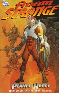 Cover Thumbnail for Adam Strange: Planet Heist (DC, 2005 series)