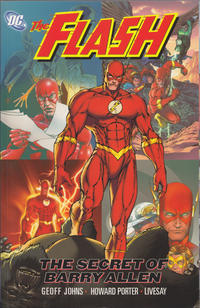 Cover Thumbnail for The Flash (DC, 2002 series) #[6] - The Secret of Barry Allen