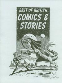Cover Thumbnail for Best of British Comics and Stories (Boardman Books, 1998 series) #1