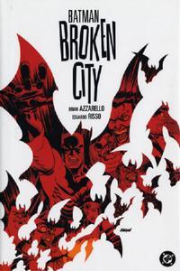 Cover Thumbnail for Batman: Broken City (DC, 2004 series)