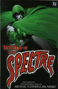 Cover Thumbnail for Wrath of the Spectre (DC, 2005 series)