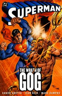 Cover Thumbnail for Superman: The Wrath of Gog (DC, 2005 series) #[nn]