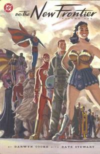 Cover Thumbnail for DC: The New Frontier (DC, 2004 series) #1