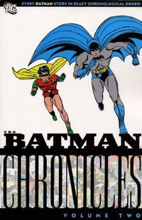 Cover Thumbnail for The Batman Chronicles (DC, 2005 series) #2
