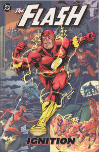 Cover Thumbnail for The Flash (DC, 2002 series) #[5] - Ignition