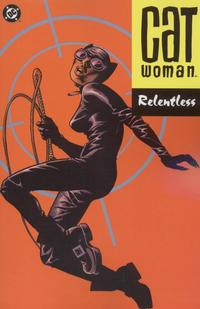 Cover Thumbnail for Catwoman (DC, 2002 series) #[nn] - Relentless