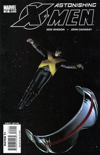 Cover Thumbnail for Astonishing X-Men (Marvel, 2004 series) #22 [Cyclops Cover]