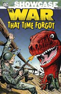 Cover Thumbnail for Showcase Presents: The War That Time Forgot (DC, 2007 series) #1