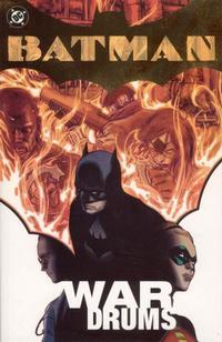 Cover Thumbnail for Batman: War Drums (DC, 2004 series)