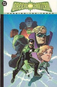 Cover Thumbnail for Green Lantern: Passing the Torch (DC, 2004 series)