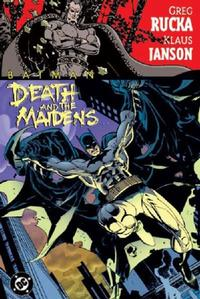 Cover Thumbnail for Batman: Death and the Maidens (DC, 2004 series)