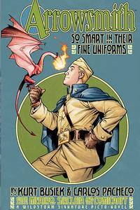 Cover Thumbnail for Arrowsmith: So Smart in Their Fine Uniforms (DC, 2004 series)