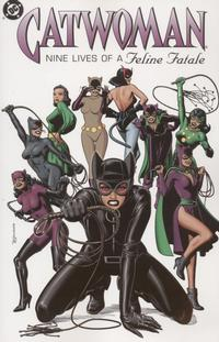 Cover Thumbnail for Catwoman: Nine Lives of the Feline Fatale (DC, 2004 series)