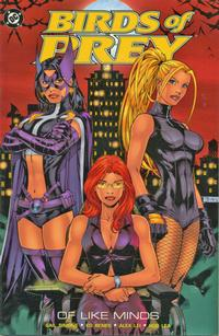 Cover Thumbnail for Birds of Prey: Of Like Minds (DC, 2004 series)
