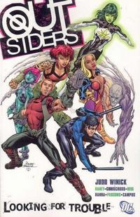 Cover Thumbnail for Outsiders: Looking for Trouble (DC, 2004 series)