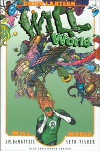 Cover Thumbnail for Green Lantern: WillWorld (DC, 2001 series)