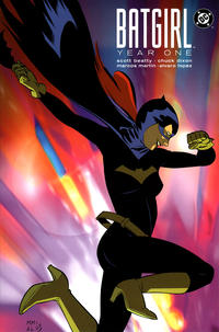 Cover Thumbnail for Batgirl: Year One (DC, 2003 series)  [First Printing]