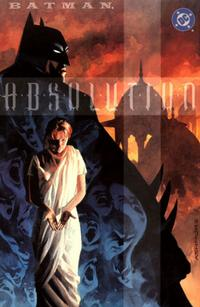 Cover Thumbnail for Batman: Absolution (DC, 2002 series)