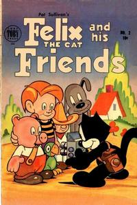 Cover Thumbnail for Felix and His Friends (Toby, 1953 series) #2