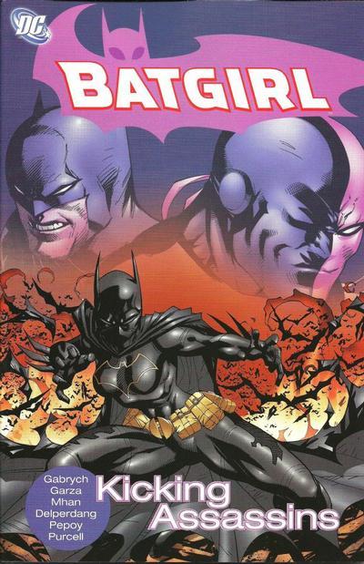 Cover for Batgirl: Kicking Assassins (DC, 2005 series) #[nn]