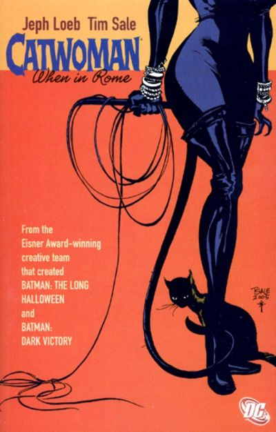 Cover for Catwoman: When in Rome (DC, 2005 series)