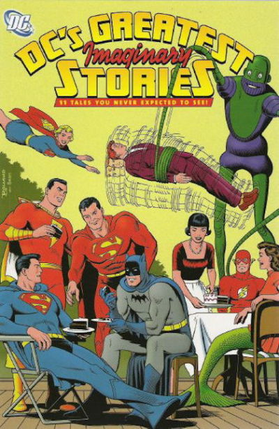 Cover for DC's Greatest Imaginary Stories (DC, 2005 series) #[1]