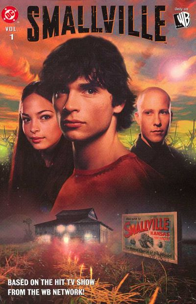 Cover for Smallville (DC, 2004 series) #1