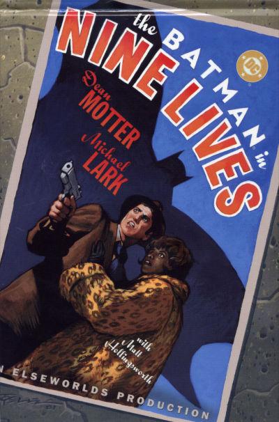 Cover for Batman: Nine Lives (DC, 2002 series)