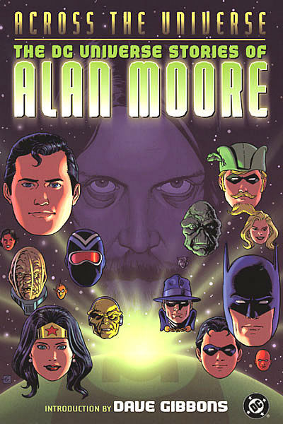 Cover for Across the Universe: The DC Universe Stories of Alan Moore (DC, 2003 series)