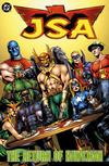 Cover for JSA (DC, 2000 series) #3 - The Return of Hawkman