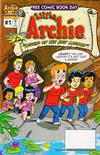 Cover for Little Archie, The Legend of the Lost Lagoon, Free Comic Book Day Edition (Archie, 2007 series) #1
