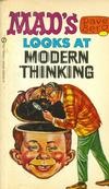 Cover for Mad's Dave Berg Looks at Modern Thinking (New American Library, 1969 series) #T4985