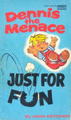 Cover for Dennis the Menace - Just for Fun (Gold Medal Books, 1973 series) #1-3777-5