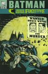 Cover for Batman: Bruce Wayne -- Fugitive (DC, 2002 series) #1