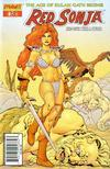 Cover Thumbnail for Red Sonja (2005 series) #18 [Aaron Lopresti]