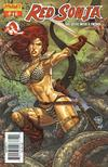 Cover Thumbnail for Red Sonja (2005 series) #21 [Joe Prado Cover]