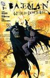 Cover for Batman: Gotham County Line (DC, 2005 series) #1