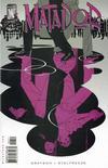 Cover for Matador (DC, 2005 series) #6