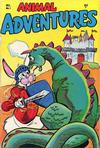 Cover for Animal Adventures (Timor, 1953 series) #1