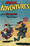 Cover for Animal Adventures (Timor, 1953 series) #2