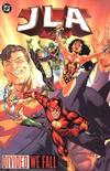 Cover for JLA (DC, 1997 series) #8 - Divided We Fall