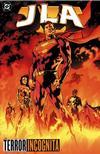 Cover for JLA (DC, 1997 series) #9 - Terror Incognita